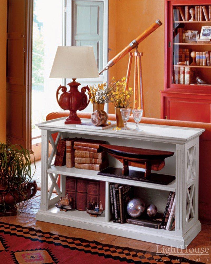 Книжный шкаф art.1485, фабрика tonin casa, коллекция decor. .
